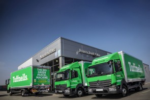 Mercedes Atego The Big Green
