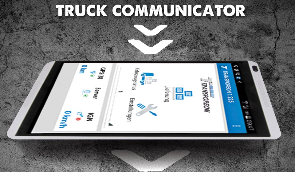 Freeeway Truck Communicator